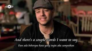 maher zain for the rest of my live lirik dan terjemah indonesia
