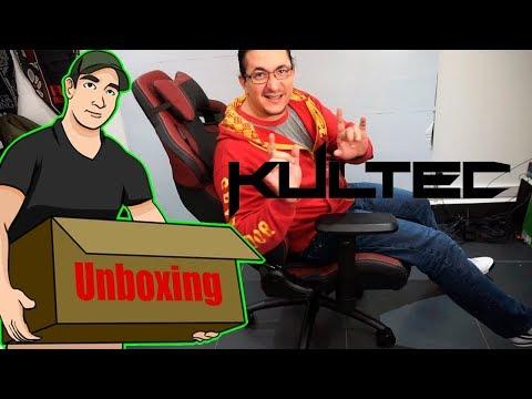 Nueva Sillapone | Unboxing, Review y Armado | KULTEC SERIE KABRONA