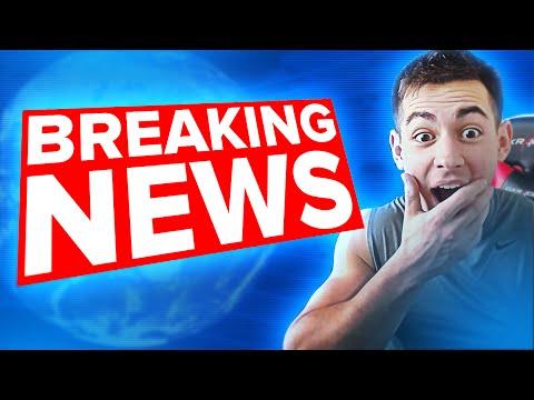 BREAKING NEWS!
