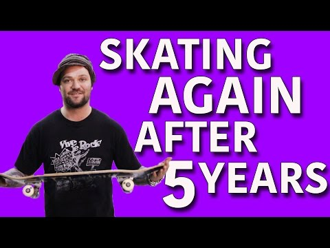 Bam Margera Skates Again! Bam Trick Challenge!