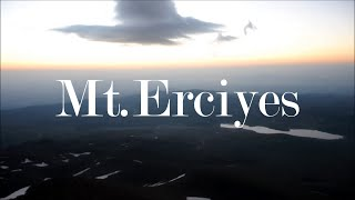 Mt. Erciyes: Above the Clouds