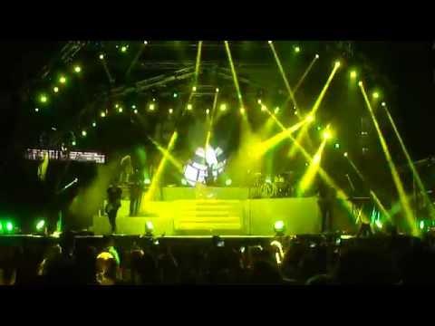 John Newman LIVE in Belgrade 2016 - Part One
