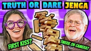 ELDERS & ADULTS PLAY TRUTH OR DARE!