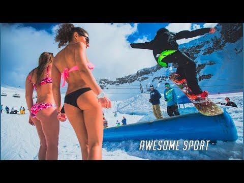 Awesome sport (Winter Edition 2017) Невероятный спорт (зимняя подборка)