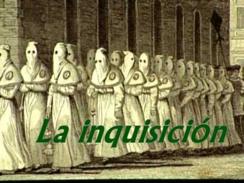 documental - la inquisicion