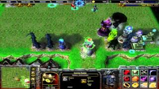 WarCraft 3 #16 Петры баланс (строимся в 3ем)