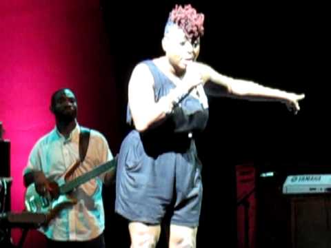 Ledisi knockin Live At Celebrate Brooklyn 2011 In Prospect Park video