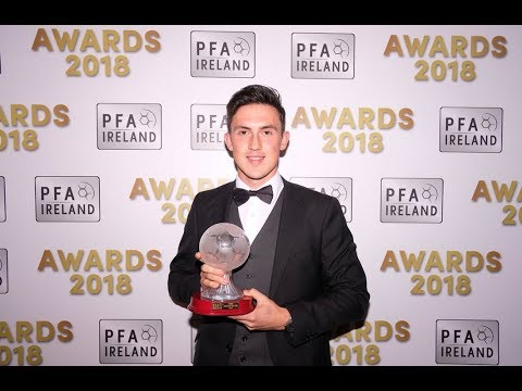 Jamie McGrath - 2018 PFAI Young Player of the Year