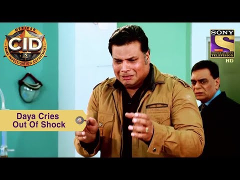 Your Favorite Character | Daya Cries Out Of Shock | CID thumbnail