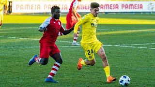 Resumen Villarreal C vs Paterna CF (0-0)