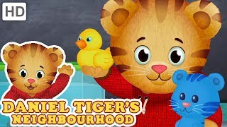 Daniel Tiger 🏫 Adventures at School (Part 4/4) | Videos for Kids