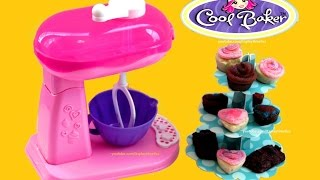 COOL BAKER DELICIOUS NO BAKE BROWNIES & CUPCAKES | itsplaytime612