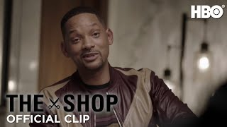 The Shop: Uninterrupted | Will Smith Shares Why Willow Smith Shaved her Head (Clip) | HBO