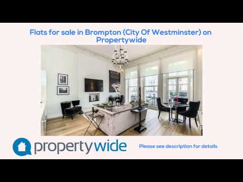 Flats for sale in Brompton (City Of Westminster) on Propertywide