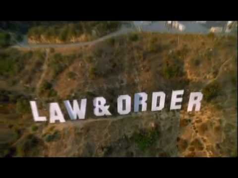 Law & Order: Los Angeles Promo Video