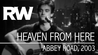 Watch Robbie Williams Heaven From Here video
