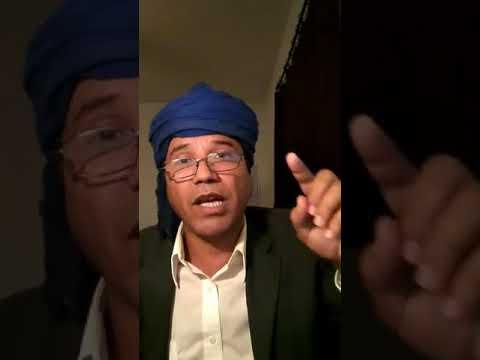 تعليق على خطاب الاهانة والتهديد لملك المغرب 2018
