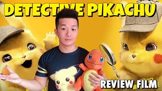 "REVIEW FILM ""POKEMON DETECTIVE PIKACHU"" (2019) INDONESIA - PIKA PIKA!"