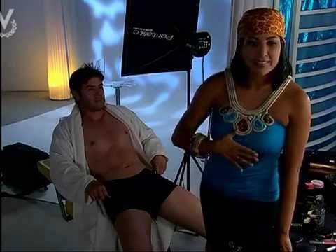 Jonathan Montenegro en ropa interior, Mi Ex Me Tiene Ganas, 2012