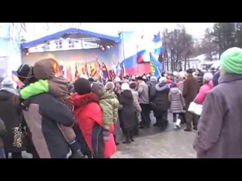 Г.Пермь 4 Ноября 2015 Сказы и сказочки;Лезгинка -ЭЛЬБРУС