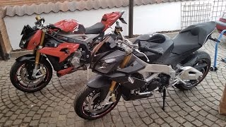 BMW S1000R can