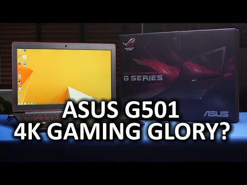 ASUS G501 Gaming Laptop - Is 4K necessary?
