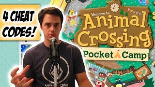 Animal Crossing Pocket Camp - 4 Cheat Codes! 13.13 MB