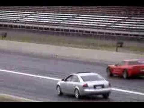 Audi A6 (C5) vs Chevy Corvette (C5)