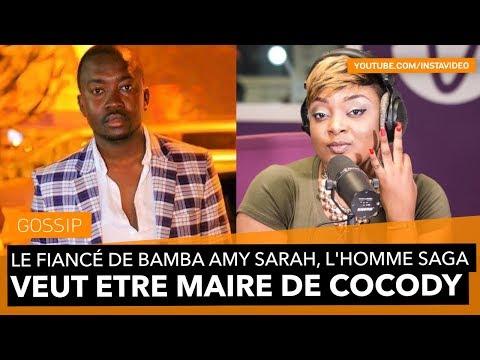 Le fiancé de Bamba Amy Sarah veut être maire de Cocody