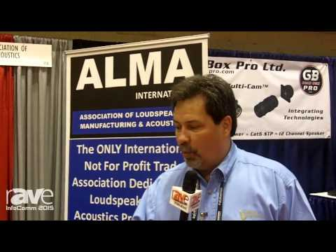 InfoComm 2015: ALMA Describes the Services it Provides For Trade Organization Members