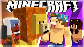 THE LION KING MOD! | MINECRAFT 1v1 w/ YAMMY | Minecraft Modded Challenge