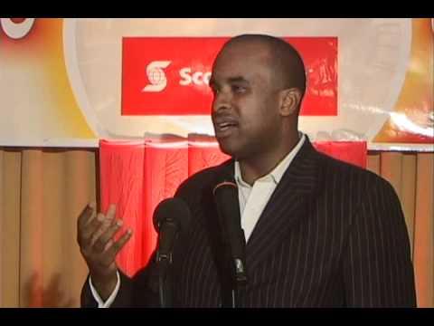 Ian Lyn - Scotiabank Jamaica Partnership - 2010