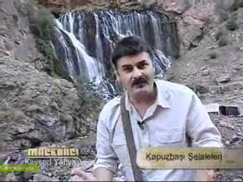 BÜYÜKÇAKIR KÖYÜ KAPUZBAŞI ŞELALESİ MACERACI KAYSERİDE A. KIZMAZ www.buyukcakir.com