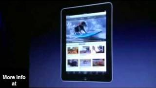 iPad Presentation - Apple Keynote January 2010