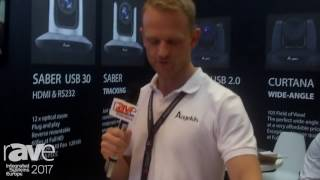ISE 2017: Angekis Technology Highlights The Blade