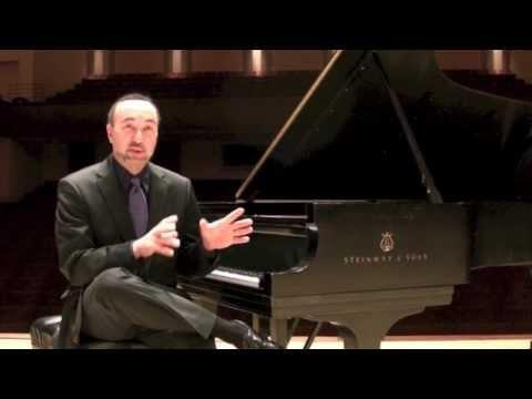 Jon Kimura Parker: Beethoven Piano Concerto No. 2 (Concerto Chat)