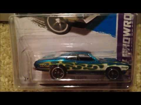 Hot Wheels 2013 Super Treasure Hunt Set Complete Review! All 15