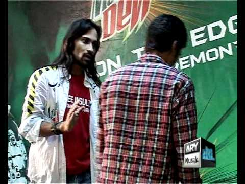 Episode 1 Part 3 Mountain Dew Living On The Edge Lahore Auditions 14th Oct. 2010