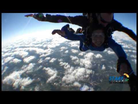 StartSkydiving.com: Meliza Alvarez