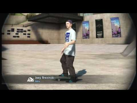Test - Review : skate 3 (Xbox 360)