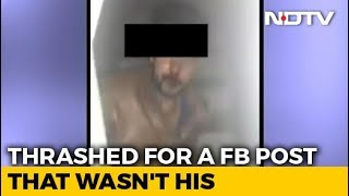 The Truth Behind Viral Video Of Attack On Kashmiri Shawl Seller In Bengal