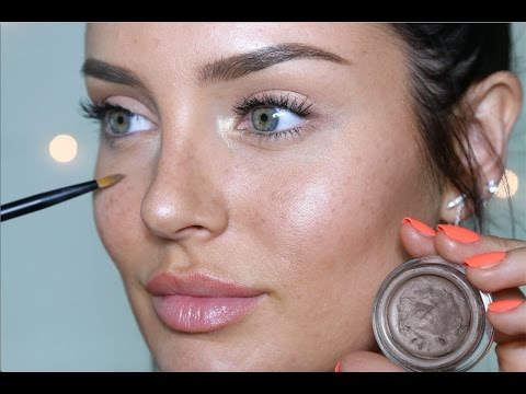 Natural Beauty Makeup Look: the illusion of NO foundation! Incl. Freckles! thumbnail