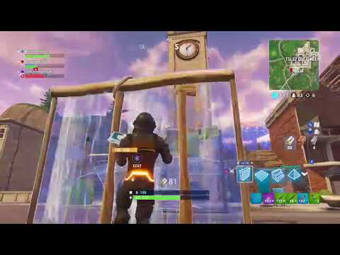 25 Kill Fortnite Game Stream