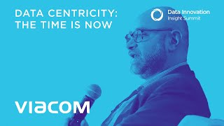 Data Centricity: The Time is Now | Julian Zilberbrand, Viacom