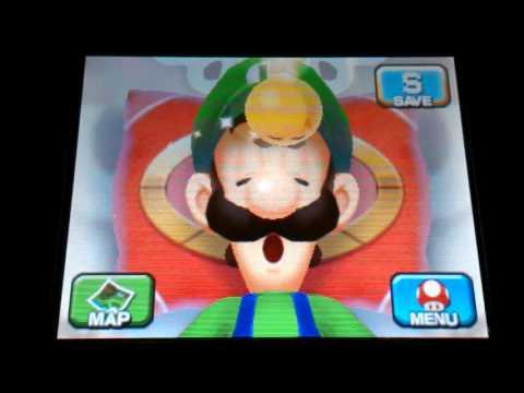 Mario and Luigi Dream Team : Luigi Sleep