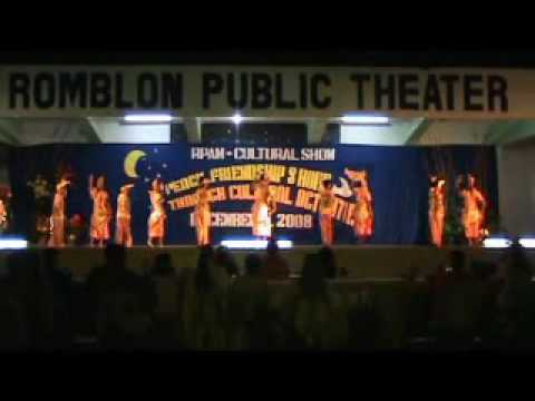 Philippine Folk Dance: Itik Itik video