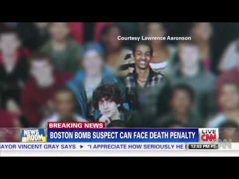 Federal prosecutors to seek death penalty against Marathon terror bomb suspect Dzhokhar Tsarnaev
