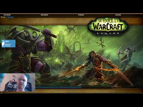 Lore of Nerds - World of warcraft leveling a shaman US (day25)