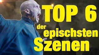 TOP 6 der EPISCHSTEN Harry Potter Szenen