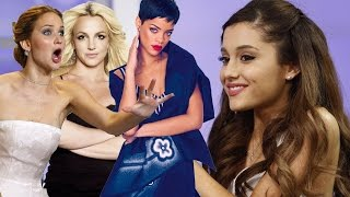 Download Lagu Top 8 Favorite Ariana Grande Celebrity Impressions! | Hollywire Gratis STAFABAND